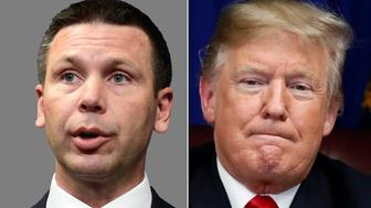 McAleenan and Trump