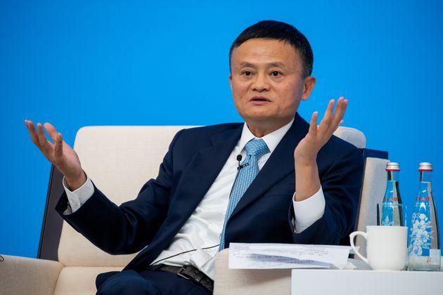 Chine: Jack Ma, fondateur d'Alibaba et membre du parti