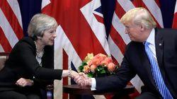 Τραμπ: Το σχέδιο της Μέι για το Brexit μπορεί να βλάψει το εμπόριο Βρετανίας-