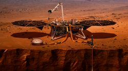 Atterrissage sur Mars réussi pour la sonde