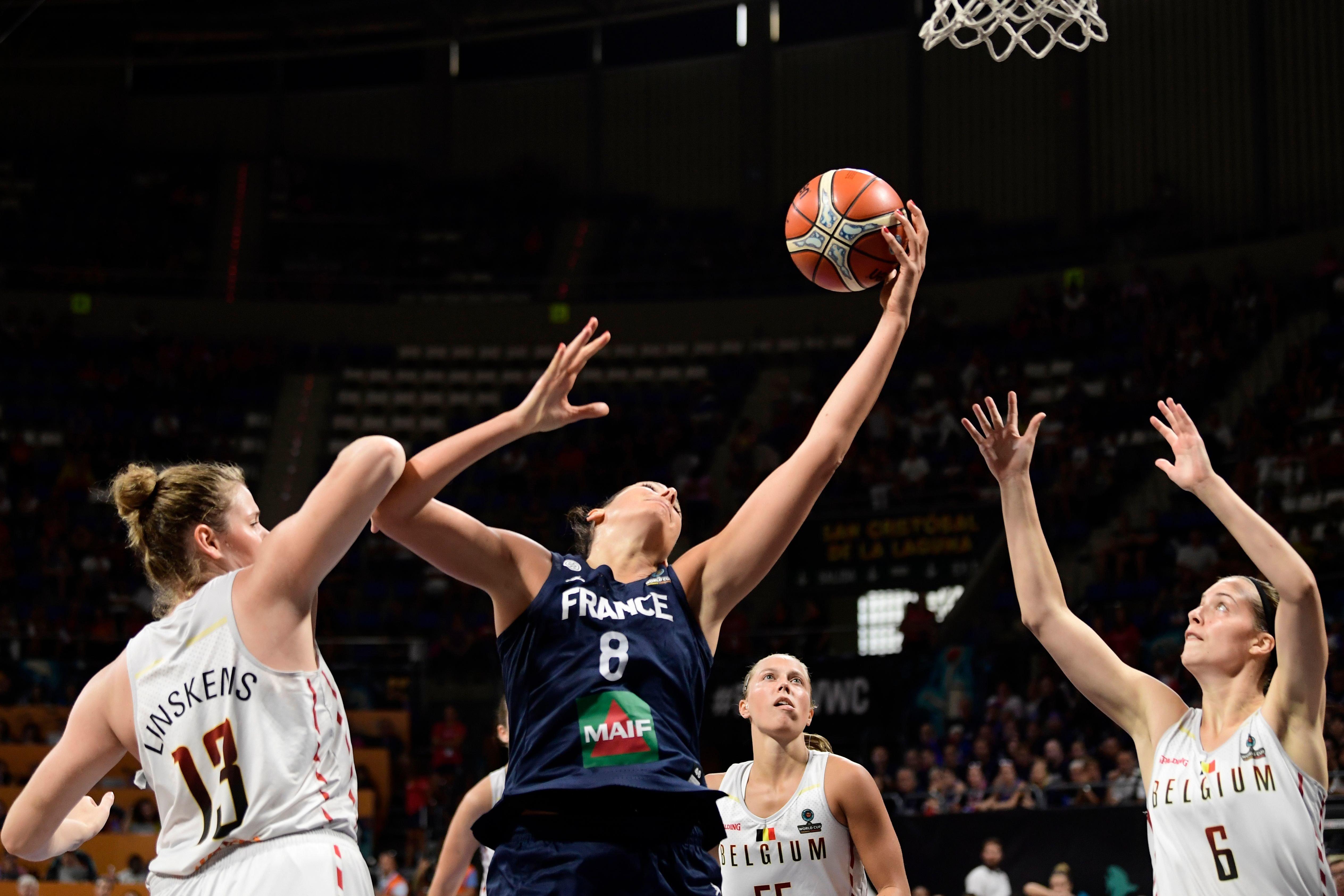 Basket féminin : A la découverte des équipes qualifiées pour l'EURO