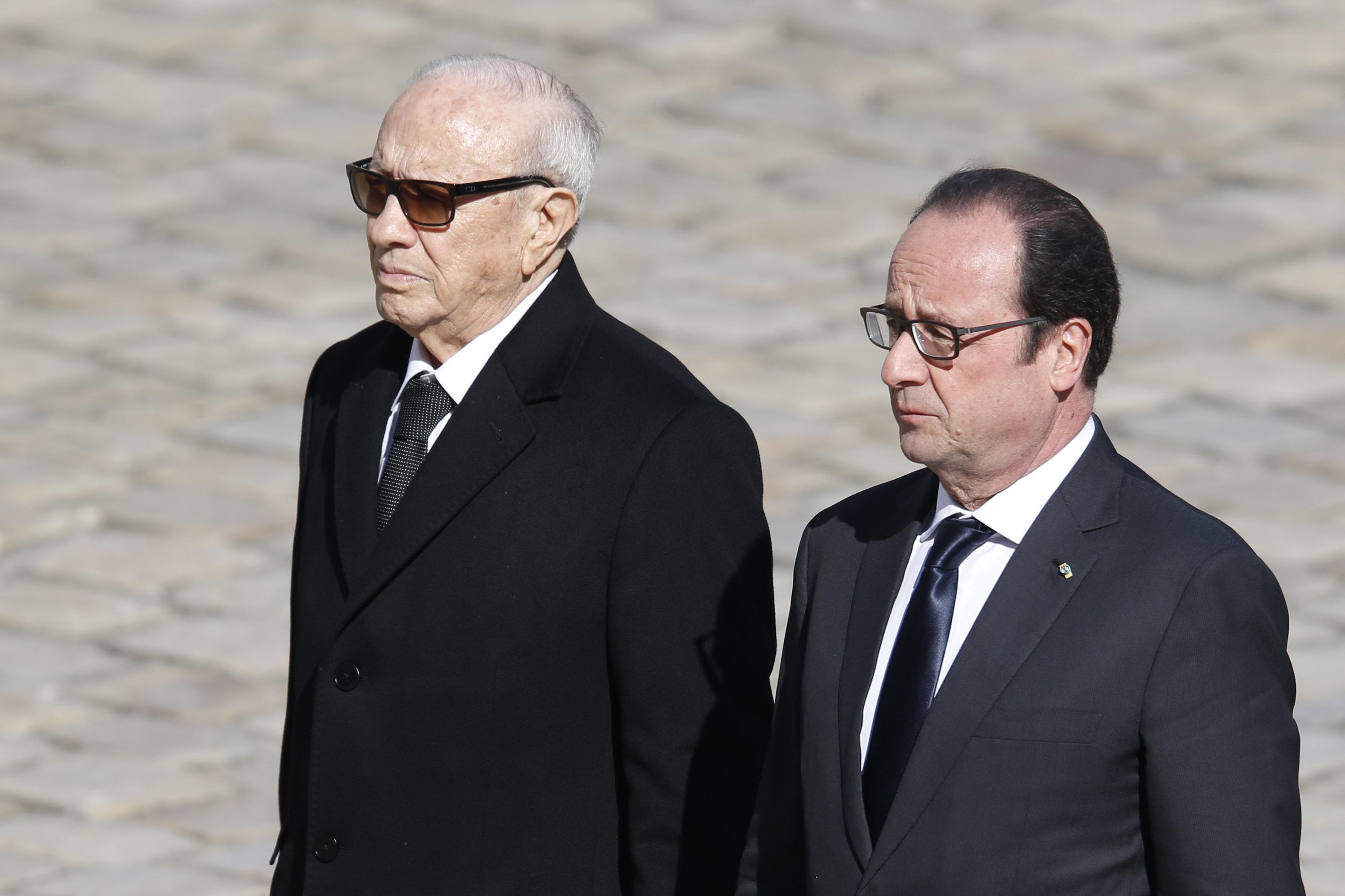 Selon le Collectif de défense de Belaïd & Brahmi, Ennahdha aurait planifié l'assassinat de Béji Caid Essebsi et François
