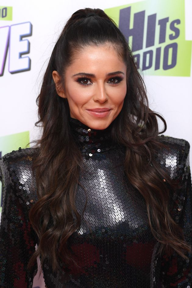 Cheryl appeared at Hits Radio Live in Manchester on