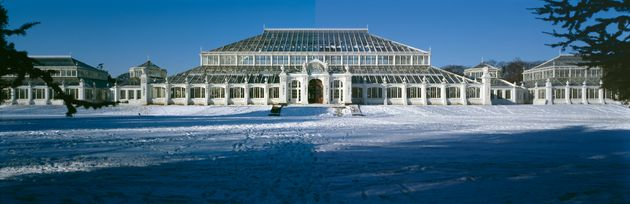Planning A Winter Wedding? Here Are The UK's Most Popular Venues Where You Can Get