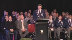 Sydney Teen Receives Standing Ovation After Coming Out As Gay At