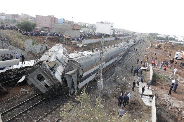Accident ferroviaire de Bouknadel: Le procès du conducteur reporté au 4