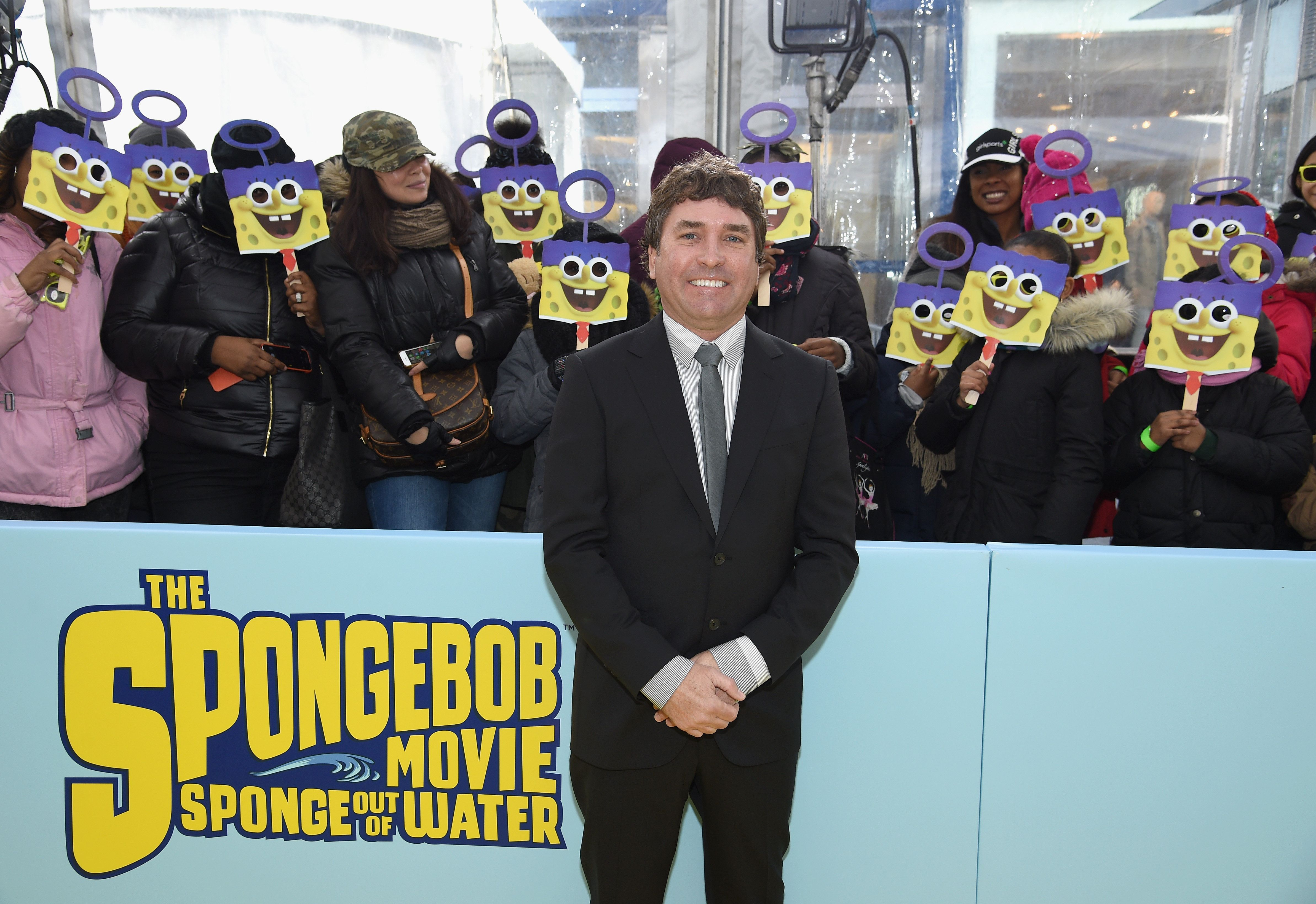 'SpongeBob SquarePants' Creator Stephen Hillenburg Dies, Aged