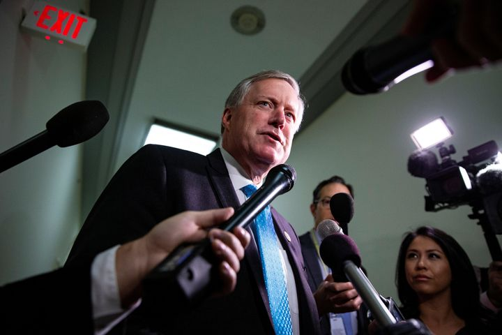 Some progressives see the House Freedom Caucus, chaired by Rep. Mark Meadows (R-N.C.), as a model for wielding power, but CPC