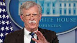 John Bolton Won't Listen To The Khashoggi Tape Because It's In
