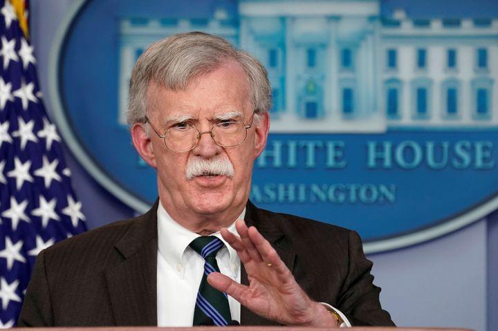 National Security Adviser John Bolton said he had no reason to listen to an audio recording ofJamal Khashoggi's k