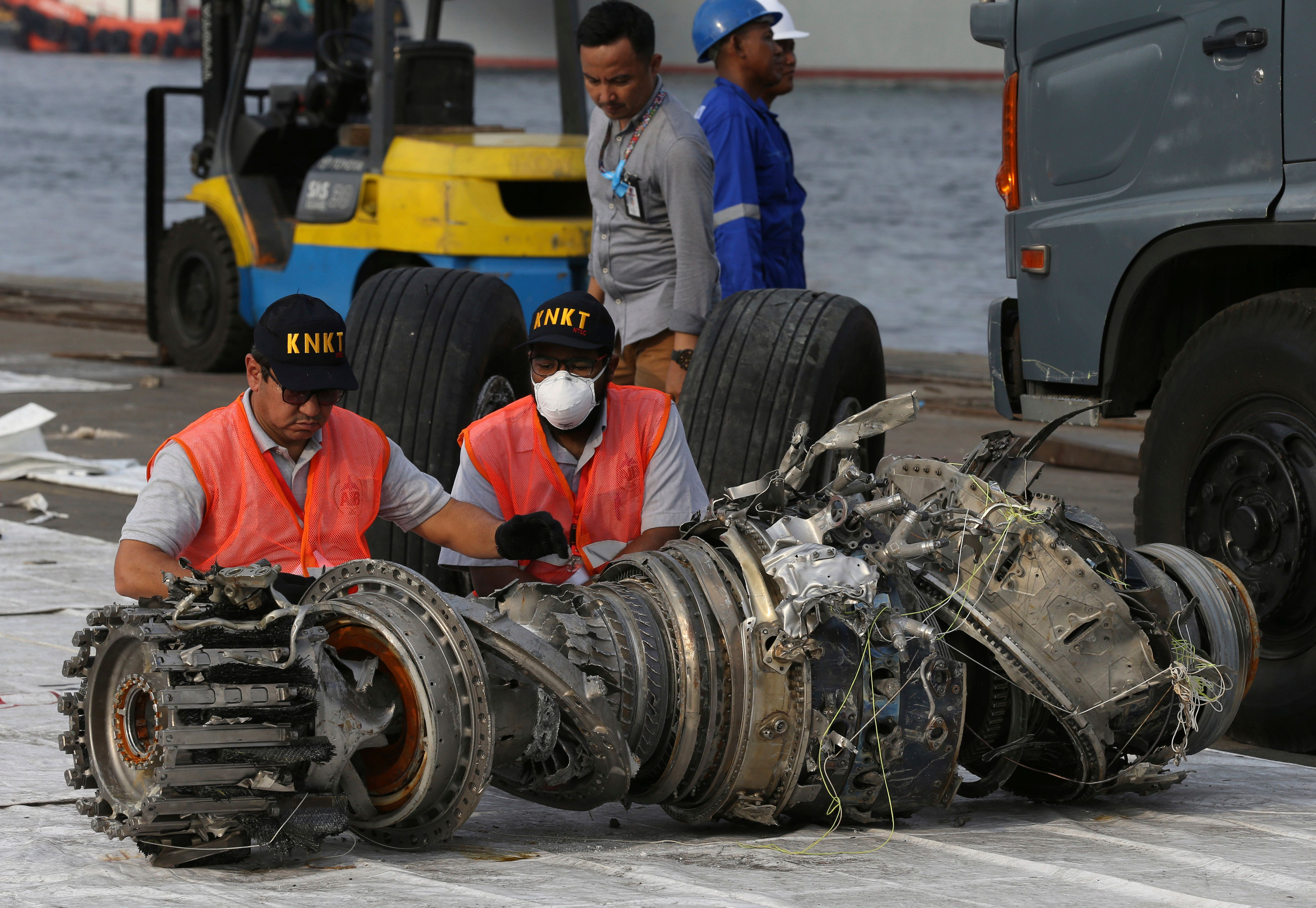 Lion Air Pilots Had Tried To Counteract Faulty Feature Before Crash: