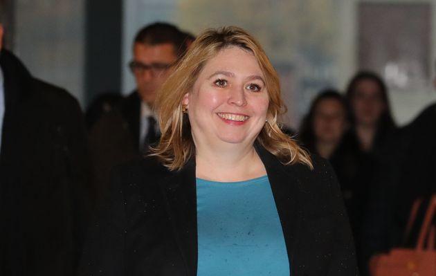 Northern Ireland Secretary Karen