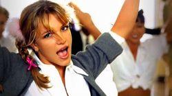 Britney Spears célèbre les 20 ans du clip de