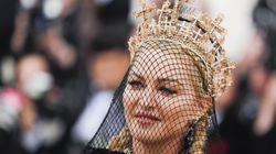 Η Μαντόνα και το τολμηρό πορτραίτο της