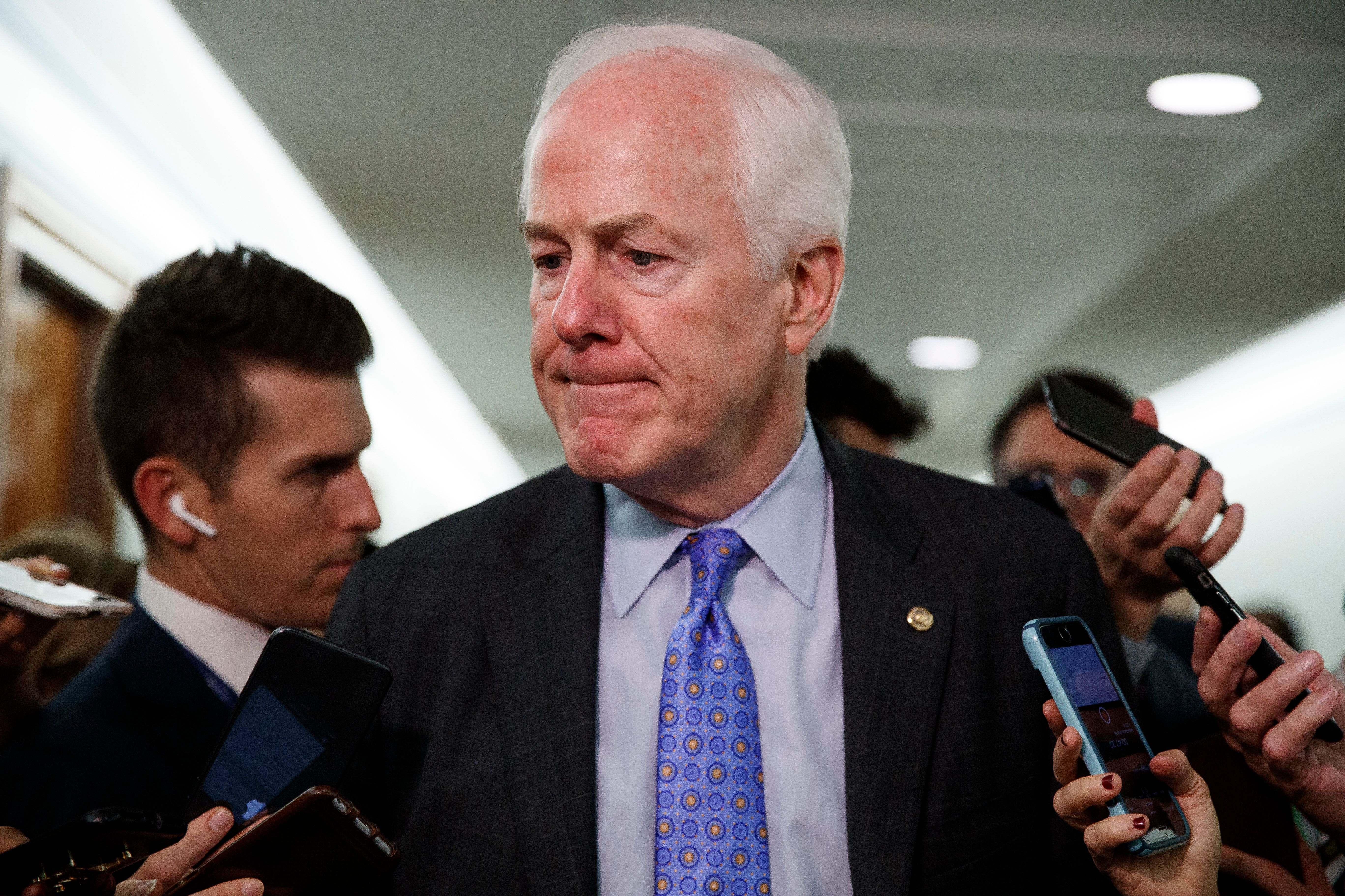 Top GOP Senator Says Texas Is 'No Longer A Reliably Red