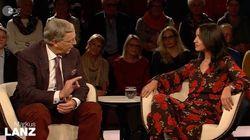 """""""Markus Lanz"""": Chebli und Bosbach streiten über den UN-Migrationspakt"""