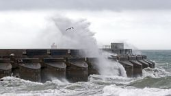 Storm Diana To Pelt Britain With Heavy Rain And 80mph