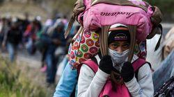 Doku zeigt eine gigantische Flüchtlingskrise, über die kaum jemand