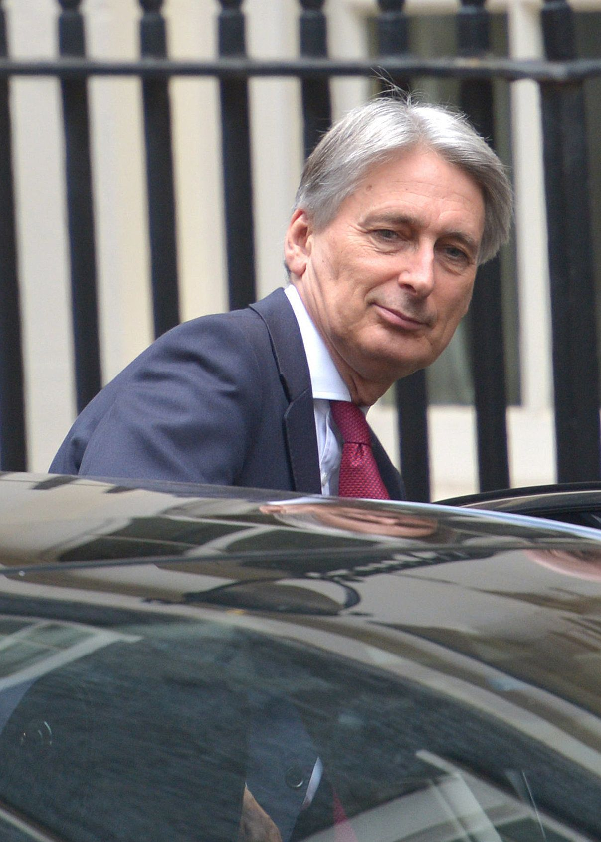 Chancellor Philip Hammond Admits Brexit Will Make UK