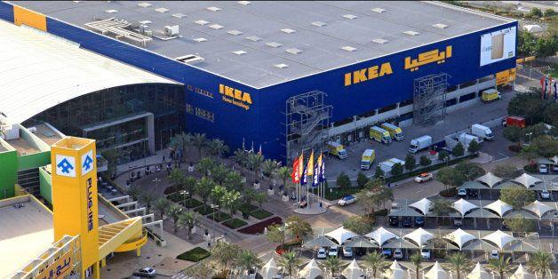 Ikea rappelle un modèle de table à manger défectueuse pour risque de