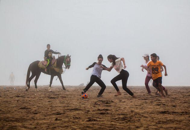 Le travail du photographe marocain Yoriyas récompensé en