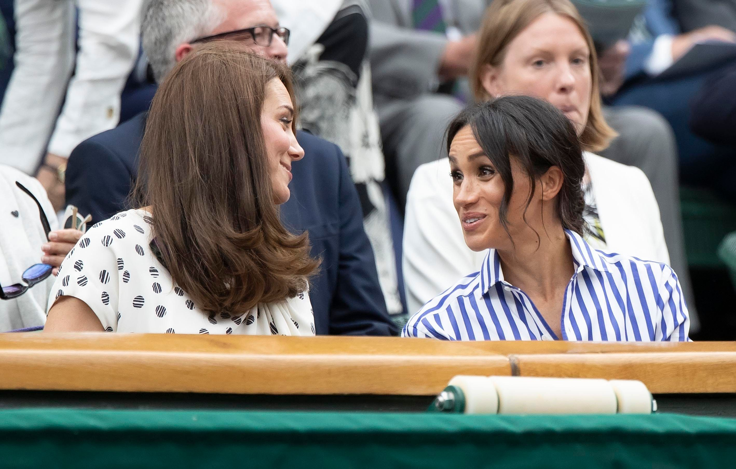 Kate Middleton Is 'Absolutely' Excited About Meghan Markle's Pregnancy