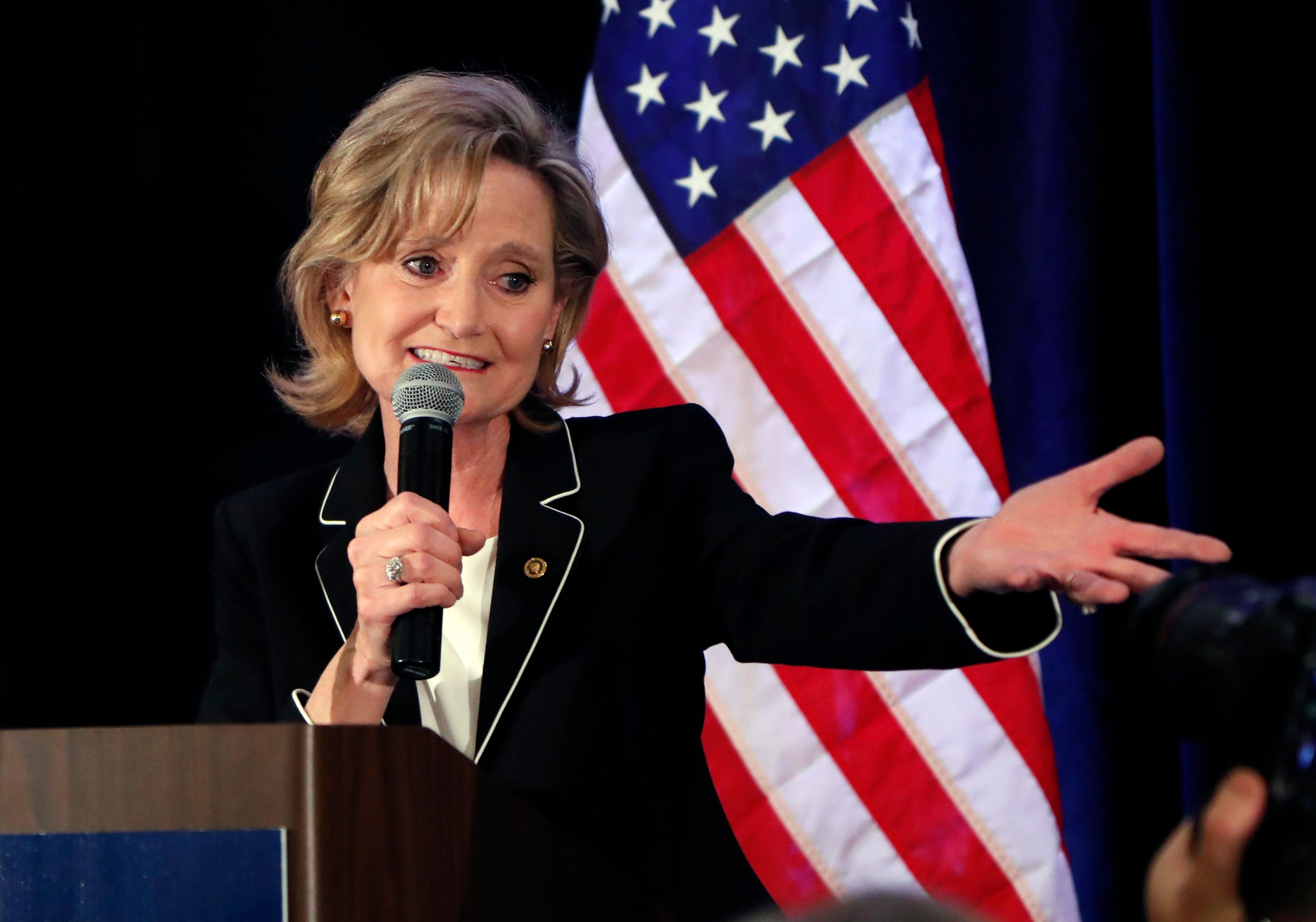Cindy Hyde-Smith's Response To Whether She Regrets Racist Comments: 'I'm A