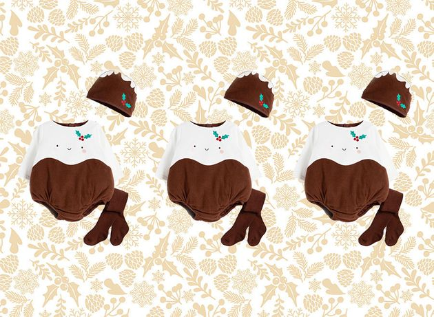 Christmas Pudding Baby Costume – And 7 Other Festive Outfits | HuffPost UK - Christmas Pudding Baby Costume €� And 7 Other Festive Outfits
