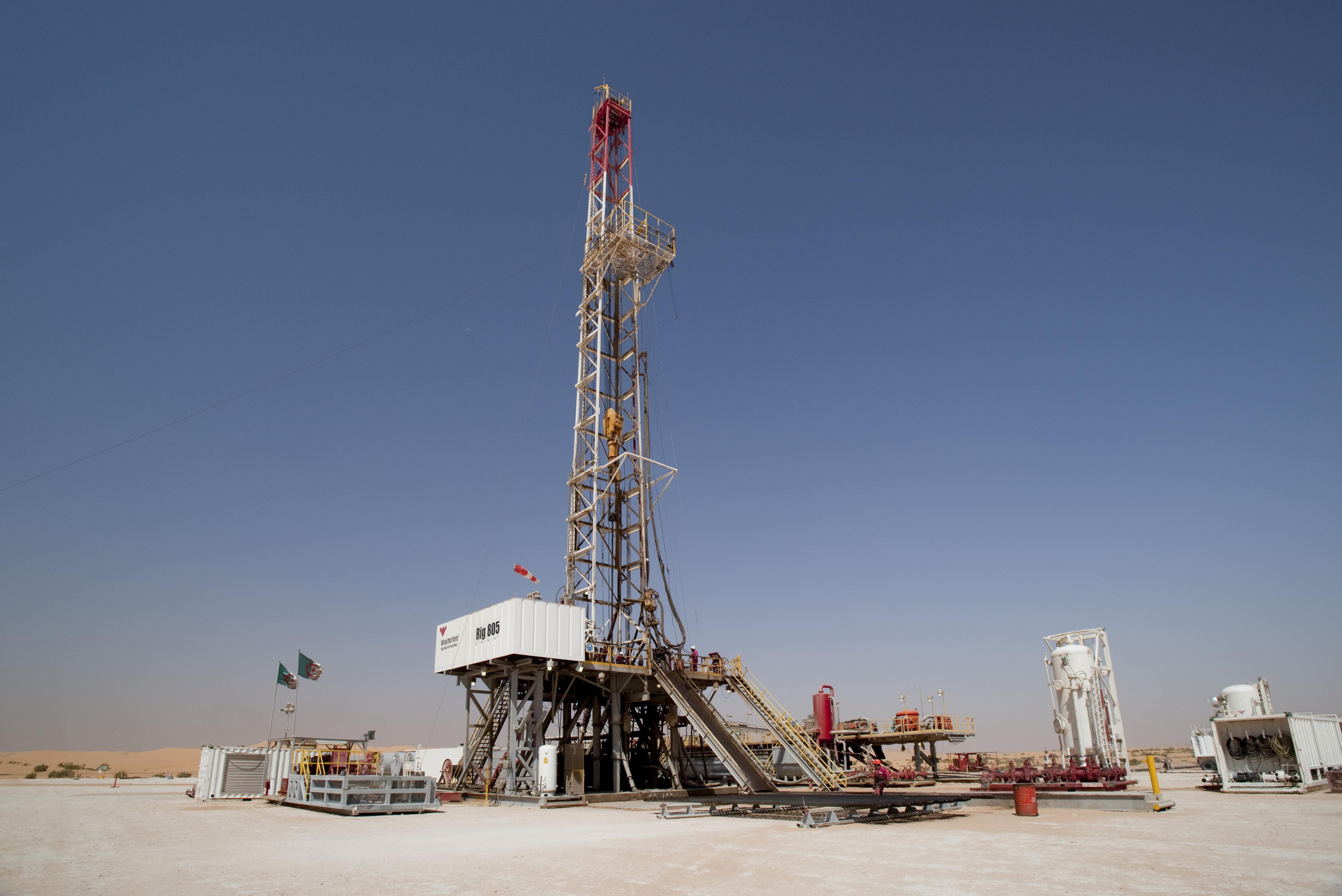 Energie: Les infrastructures pétrolières dotées d'énergies renouvelables à l'horizon