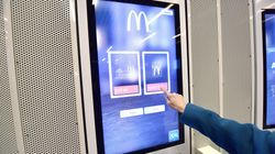 McDonald's Touchscreens Test Positive For Traces Of Human