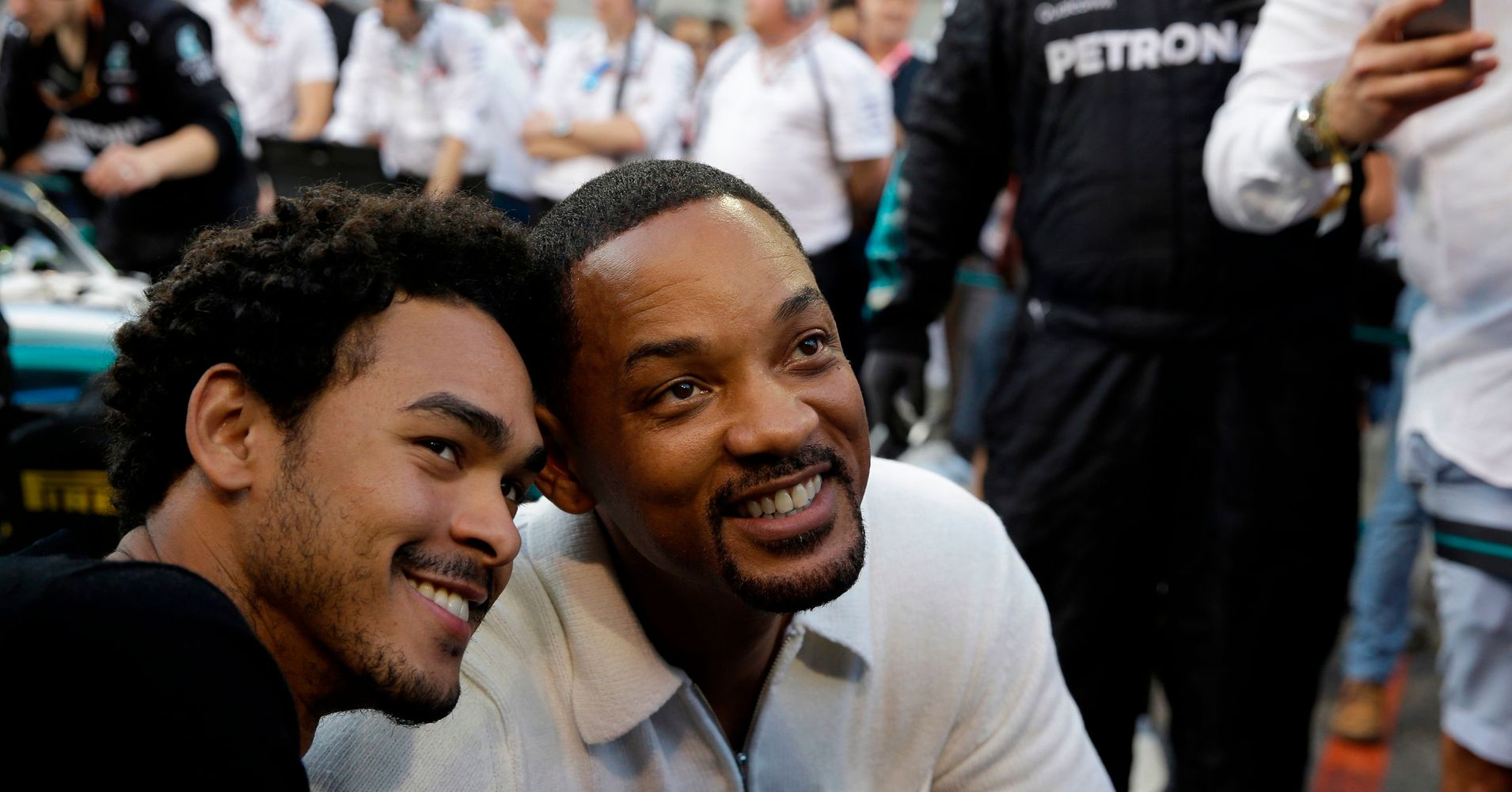 Will Smith Chokes Back Tears Over Mended Relationship With Eldest Son