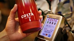 You Can Now Pay For Your Costa Coffee With Your Reusable