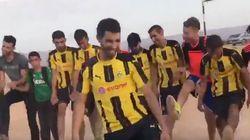 Le Borussia Dortmund partage une vidéo de supporters