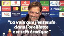 L'entraîneur de Liverpool troublé par la voix