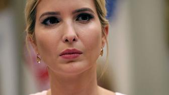 <p>To clarify, her father President Trump defended the use of said tear gas.</p>