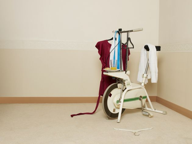 Sorry Tales Of Home Exercise Equipment