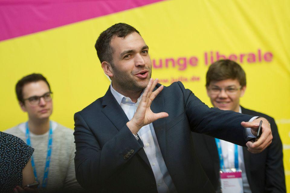 FDP-Innenpolitiker Kuhle