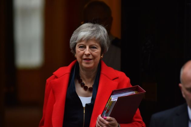 Exclusive: Growing Brexit Rebellion Forces Theresa May To Shelve Launch Of NHS 10-Year
