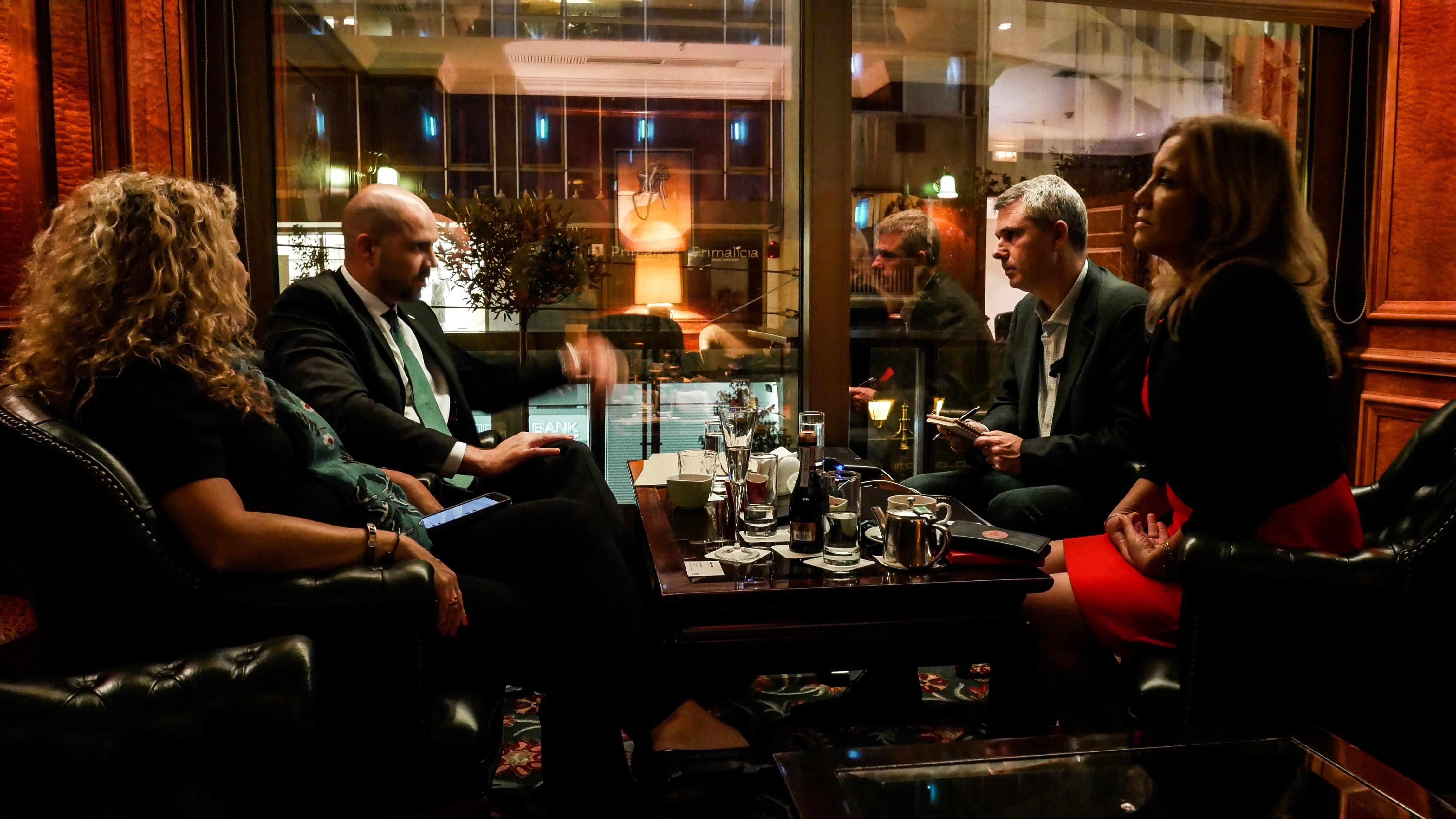 Τρεις Ισραηλινοί βουλευτές απαντούν στη HuffPost: Η συνεργασία με Ελλάδα-Κύπρο, ο θρησκευτικός φανατισμός και οι...διακοπές σ...