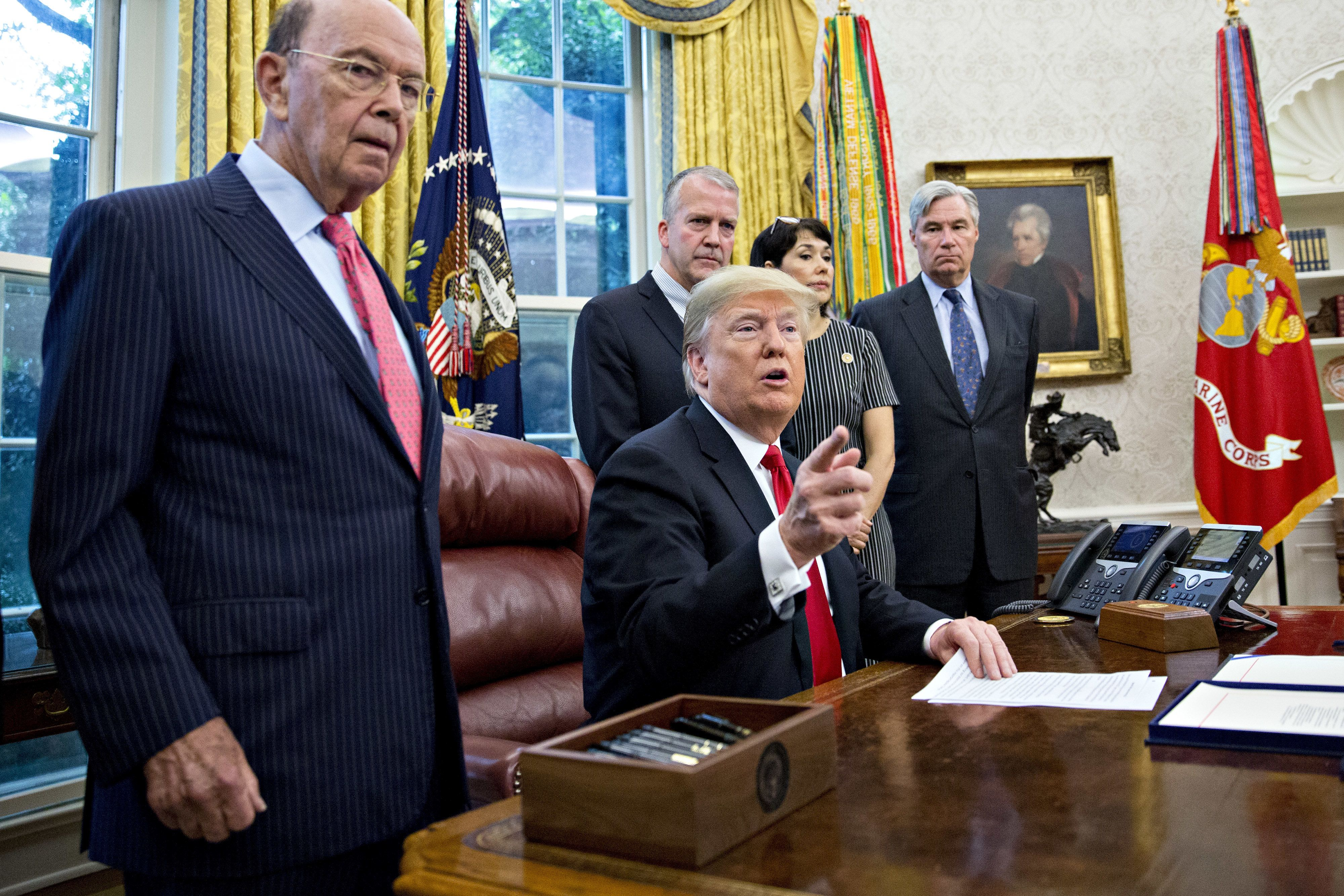 Trump's Census Citizenship Question Was Put On Trial And Now It Looks Even