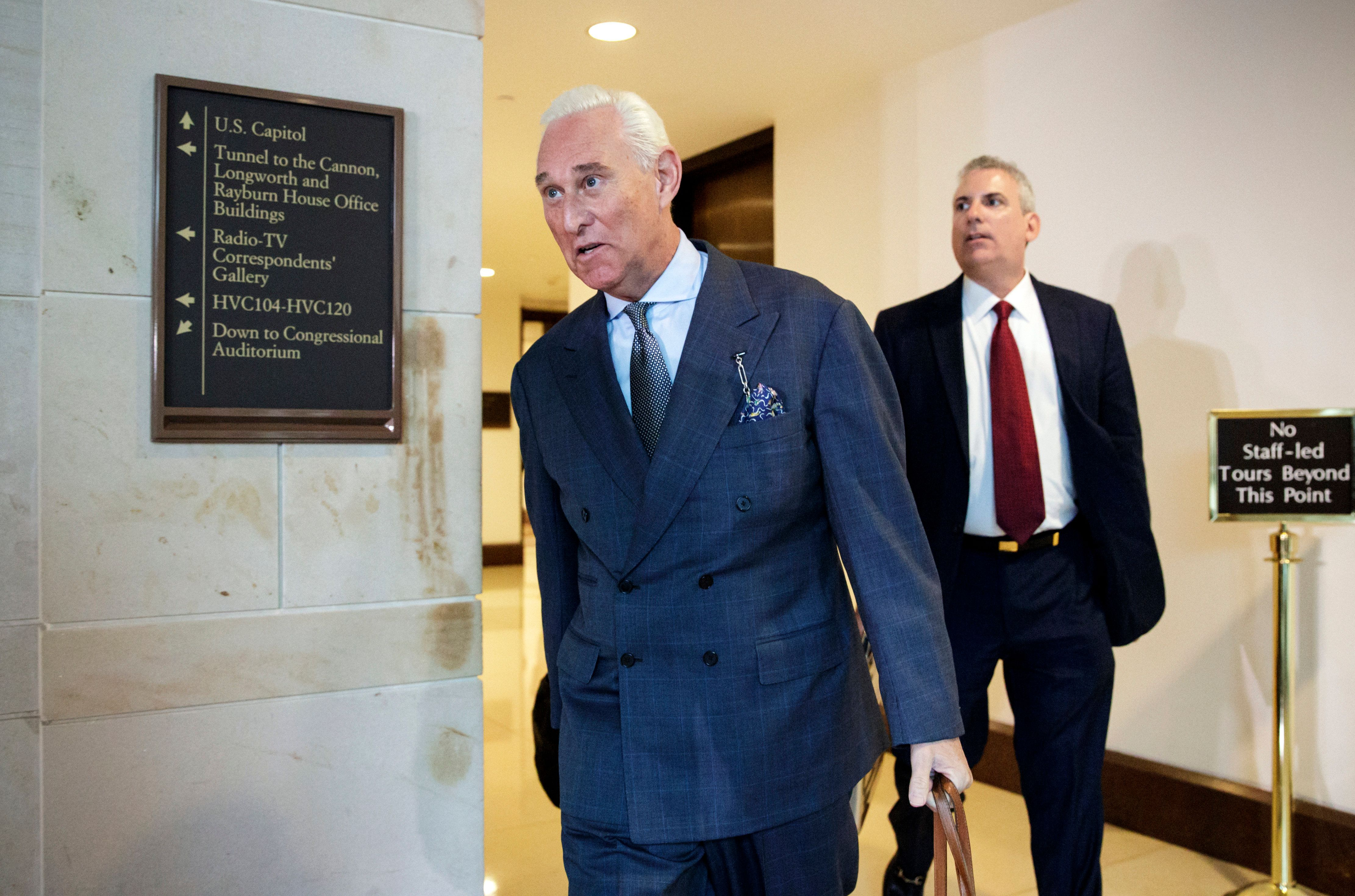 How WikiLeaks, Paul Manafort And Roger Stone Fit Into The Mueller Investigation