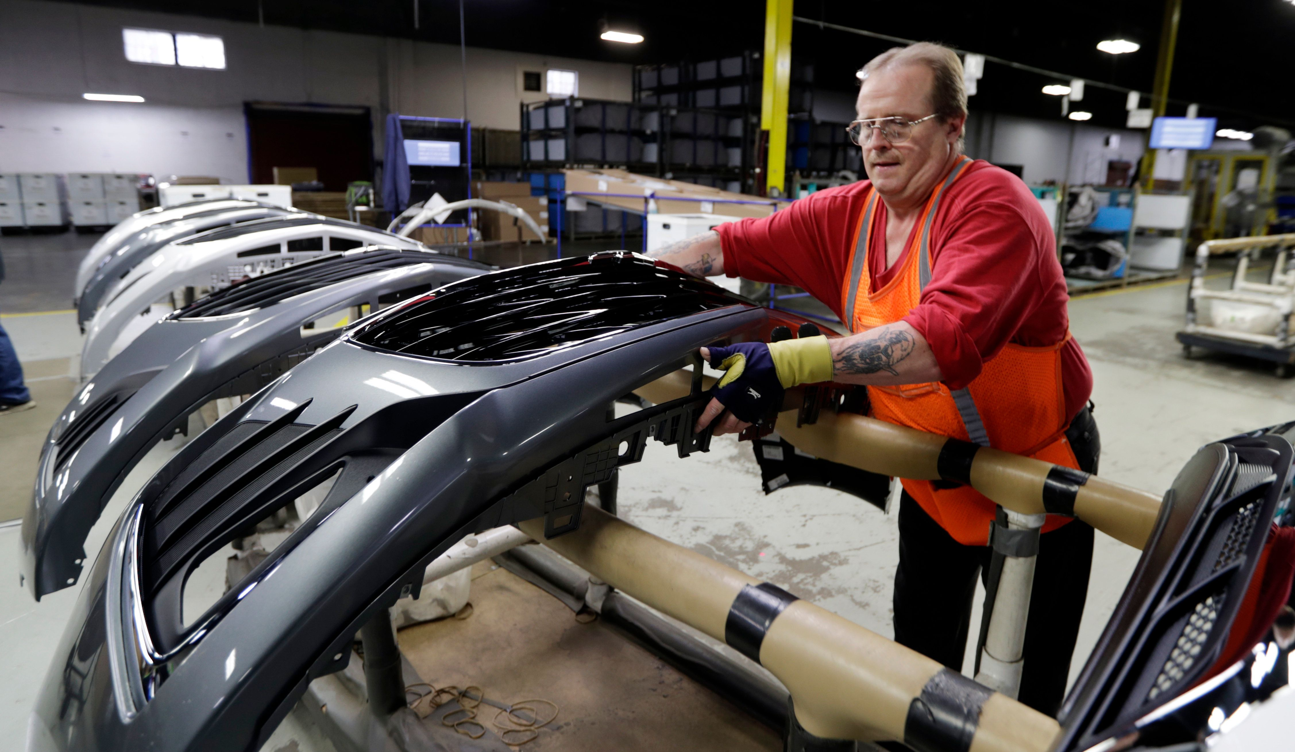 Many Americans Are Giving Trump The Benefit Of The Doubt On Manufacturing