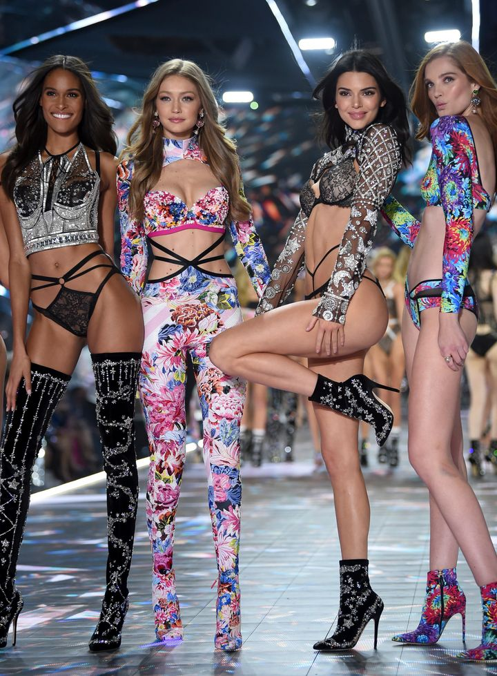 ca70535b9b I Don t Want To See A Plus-Size Model In The Victoria s Secret Fashion Show