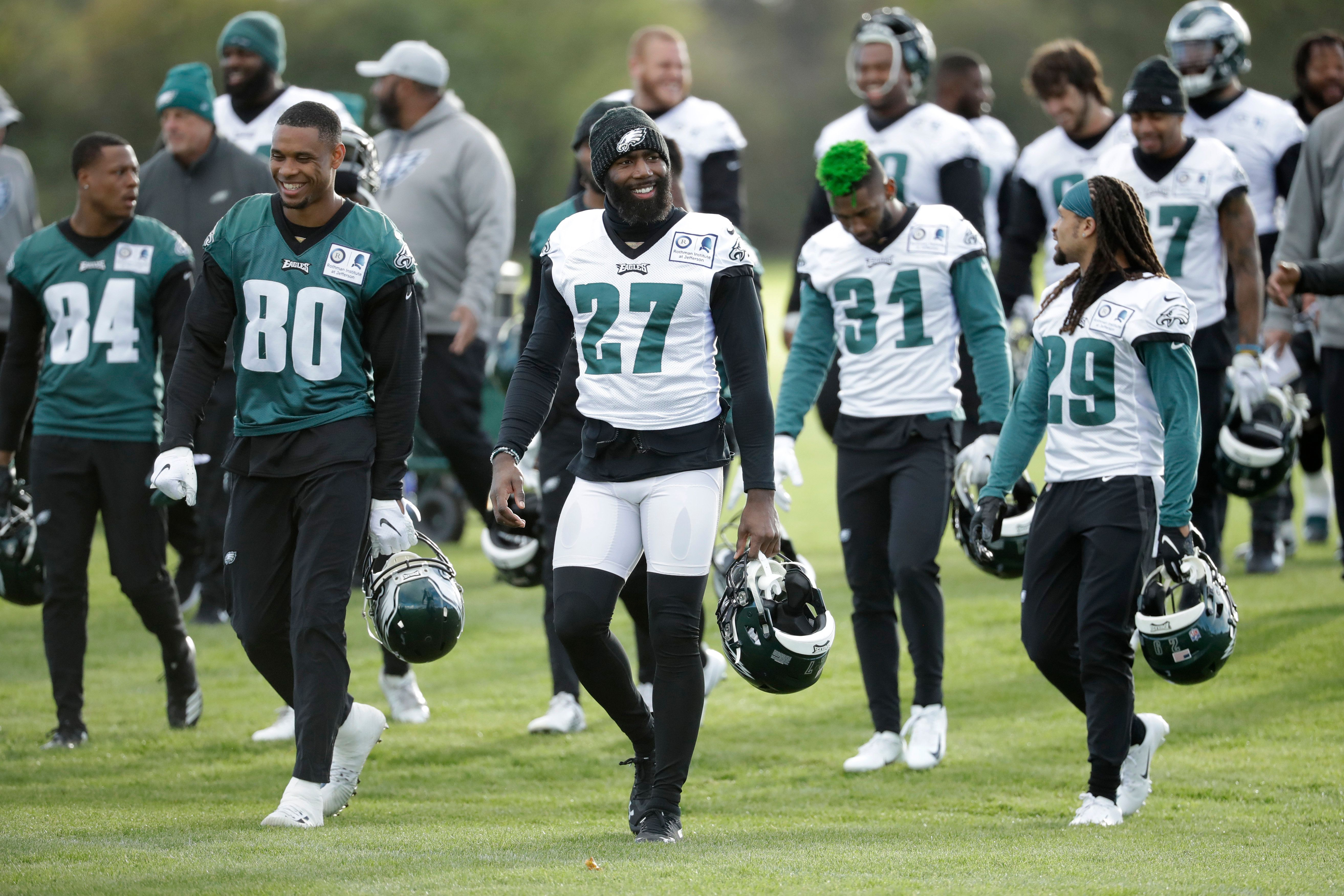 Philadelphia Eagles Bailed 9 People From Jail Using Social Justice