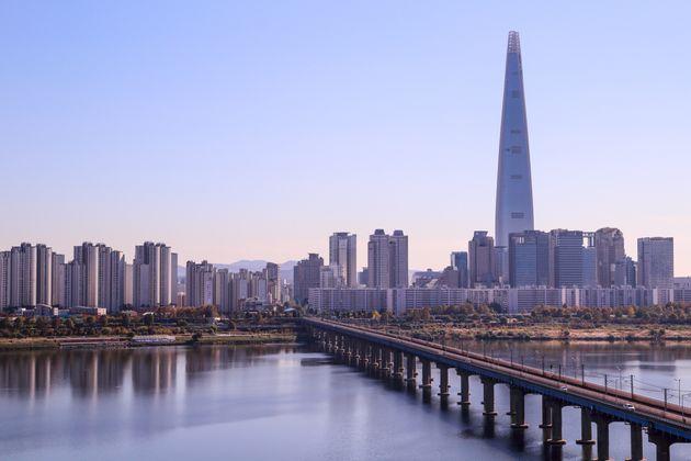 한국이 세계에서 가장 번영한 국가 순위에서 1단계