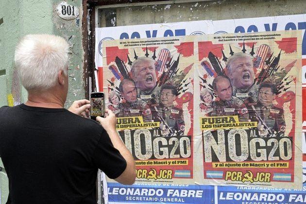 L'Argentine reçoit le G20 en pleine crise