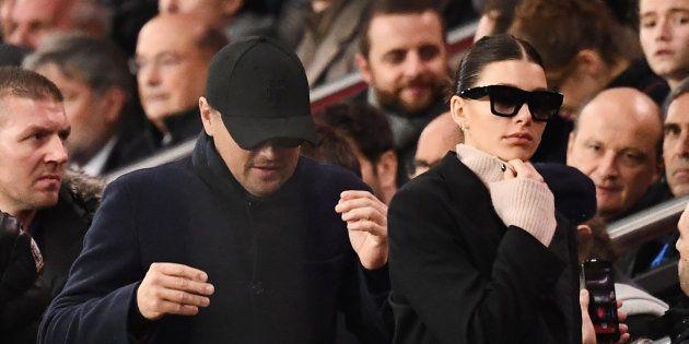Qui est Camila Morrone, la petite-amie de Leo DiCaprio aperçue au Parc des Princes à
