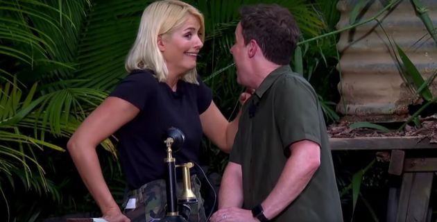 I'm A Celebrity's Eating Trial Was A Real Test For Holly