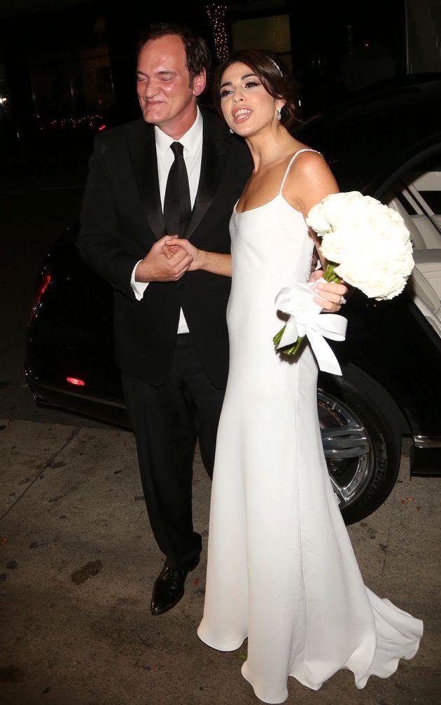 Ο Κουέντιν Ταραντίνο παντρεύτηκε και η νύφη είναι