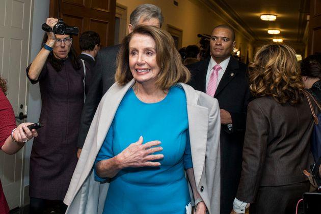 La démocrate Nancy Pelosi reprendra la présidence du Congress en